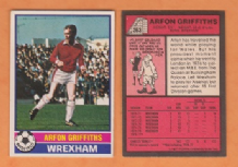 Wrexham Arfon Griffiths Wales